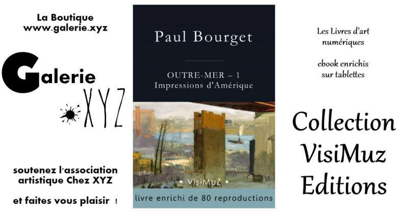 Outre-Mer Impressions d'Amérique Paul Bourget