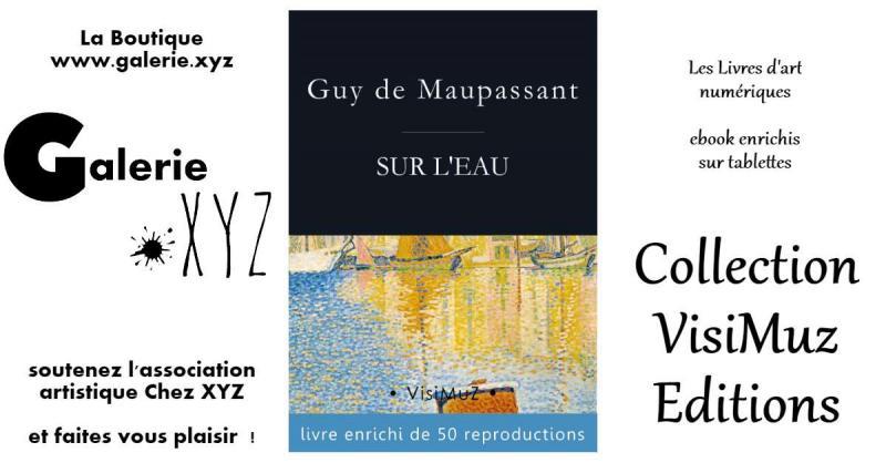 Sur l'eau - Guy De Maupassant