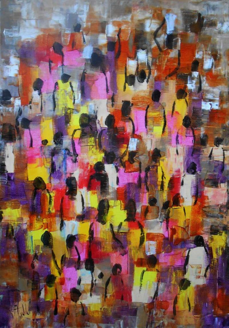 Tableau Africains - Galerie xyz
