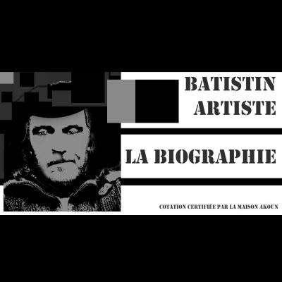 Biographie Batistin