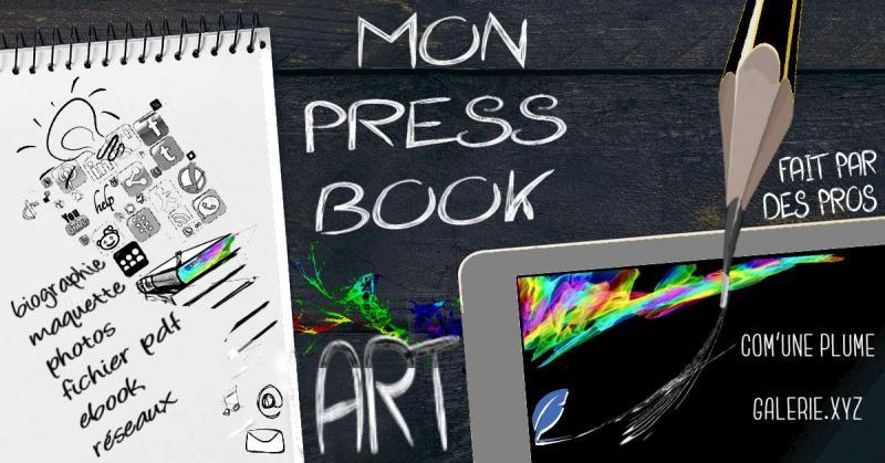 Le Forfait Pressbook Artiste