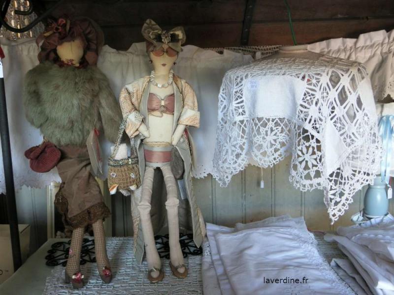 Poupées de collection Carmen Manago à La Verdine