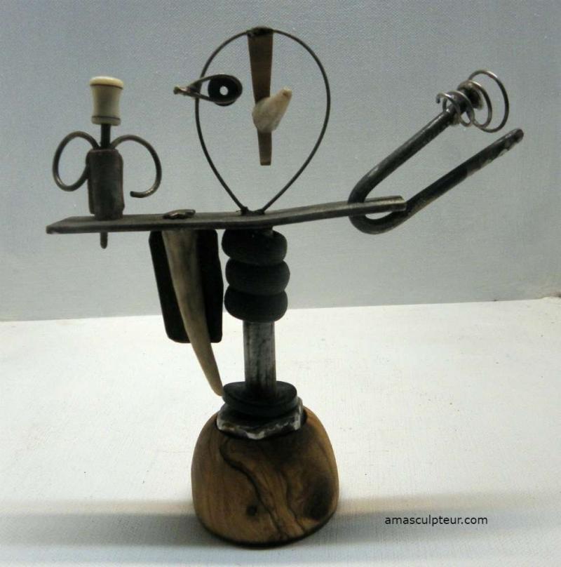 """Sculpture """" Pinocchio """""""