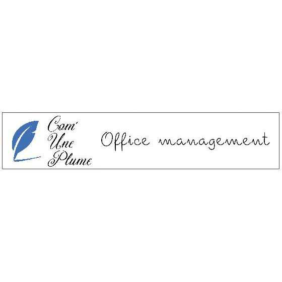 Com' Une Plume Office management