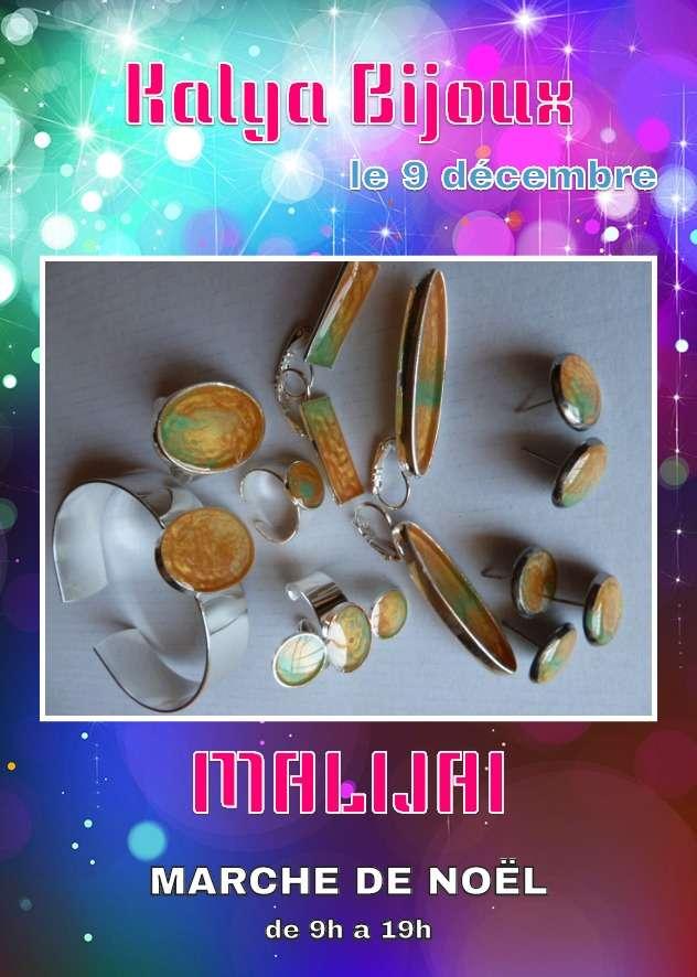 Marché de Noël MALIJAI (04)