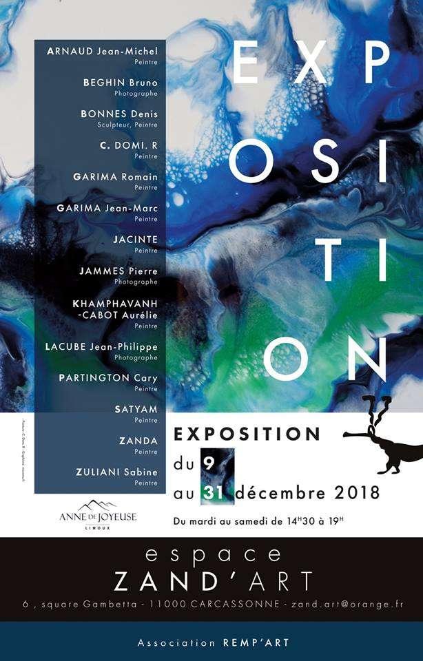 Exposition de 14 artistes plasticiens à Carcassonne (11)