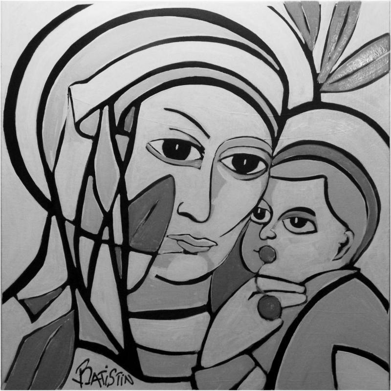 La Vierge à la cerise