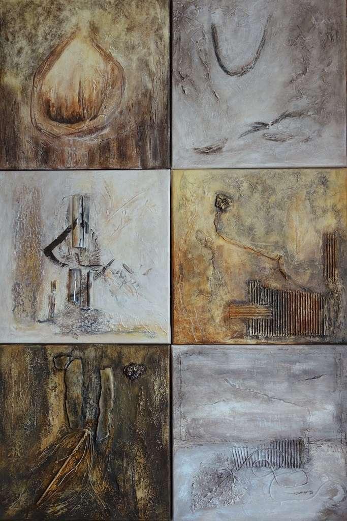 """Tableau """"Invitation au voyage"""" par Anne-Marie VINCENT"""