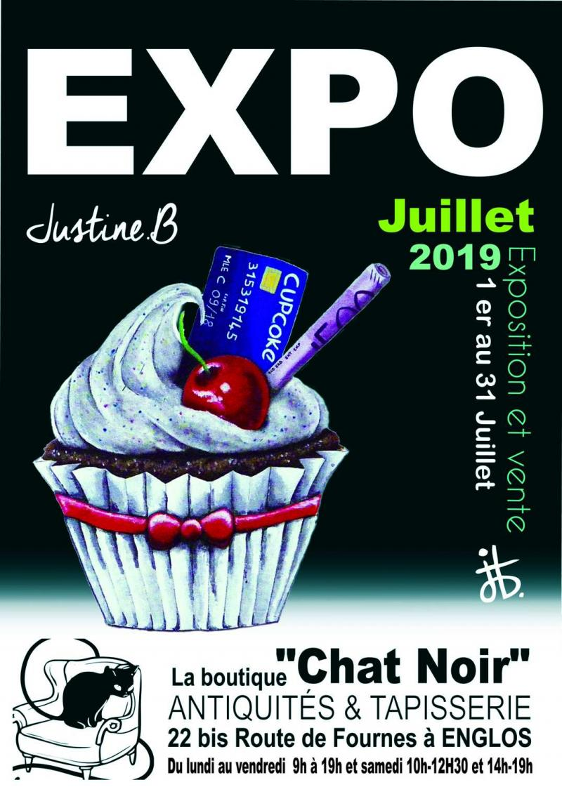 Exposition Justine B