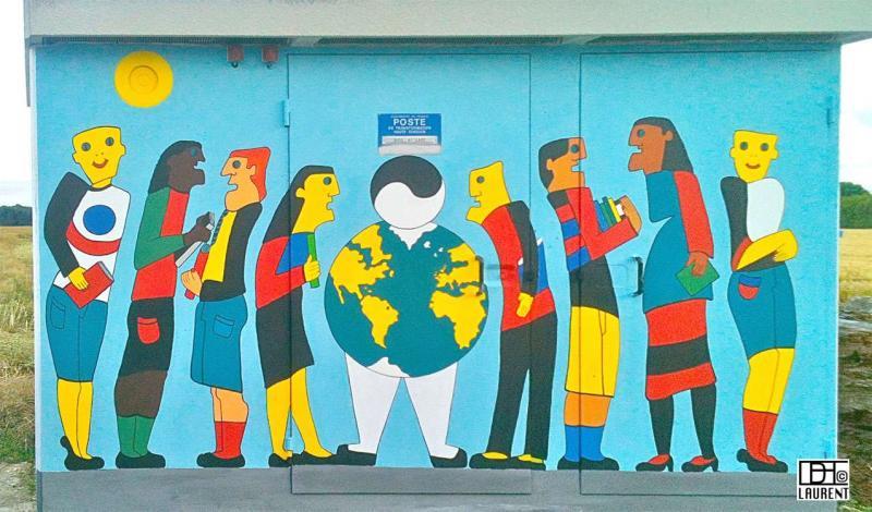 Convergence- World- Education par Claude Laurent