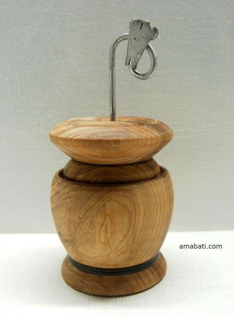 Diffuseur en bois de genévrier par Amabati