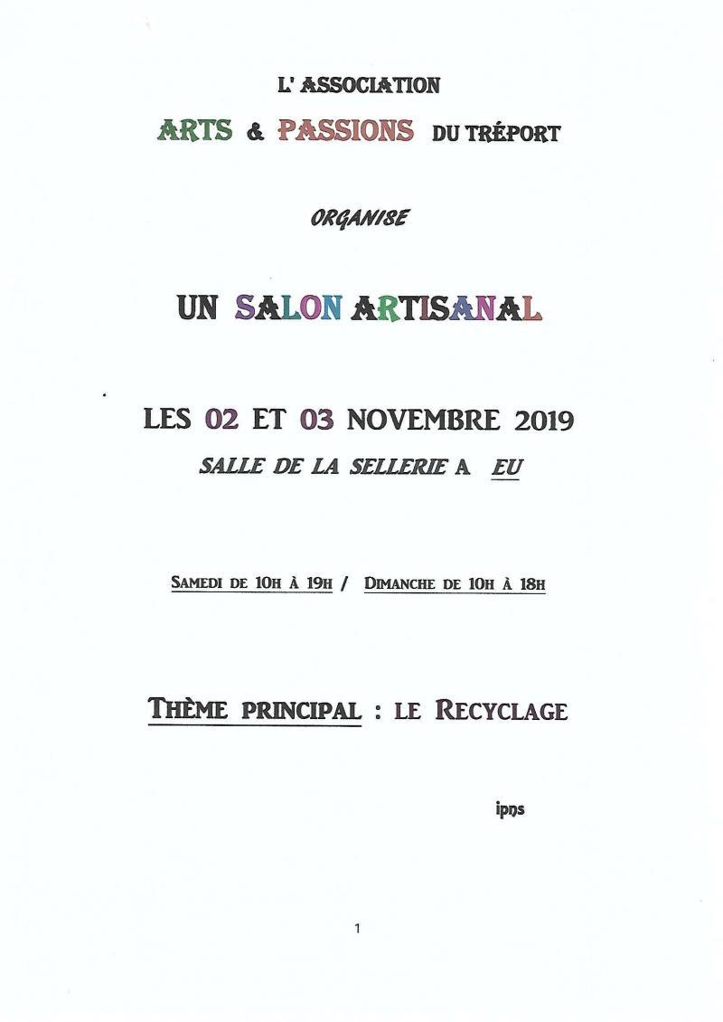 Salon Arts & Passions (dpt 76)