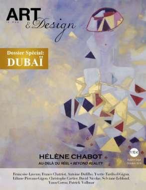 Magazine Art&Design - Dubai