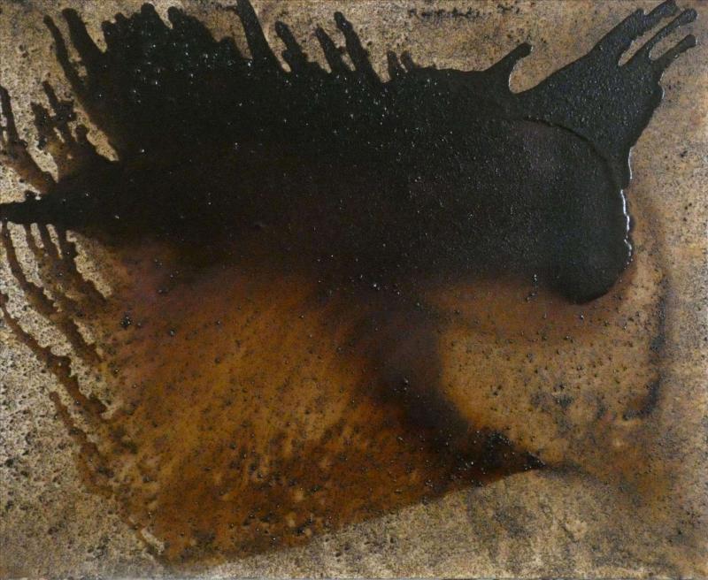 "lilith peinture ""Toro furia"""