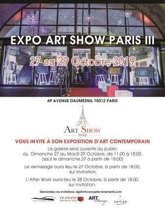 Marielle Zemmour expose à Art Show III (75)