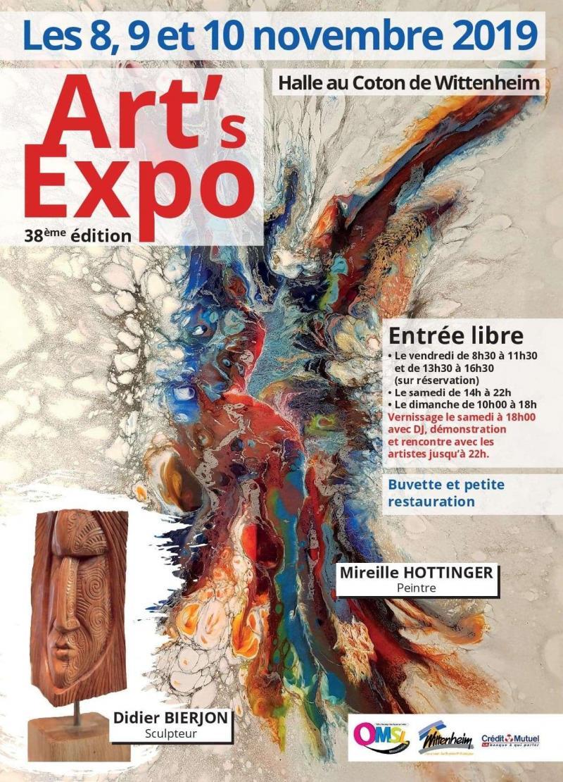 Art Expo 38 ème édition