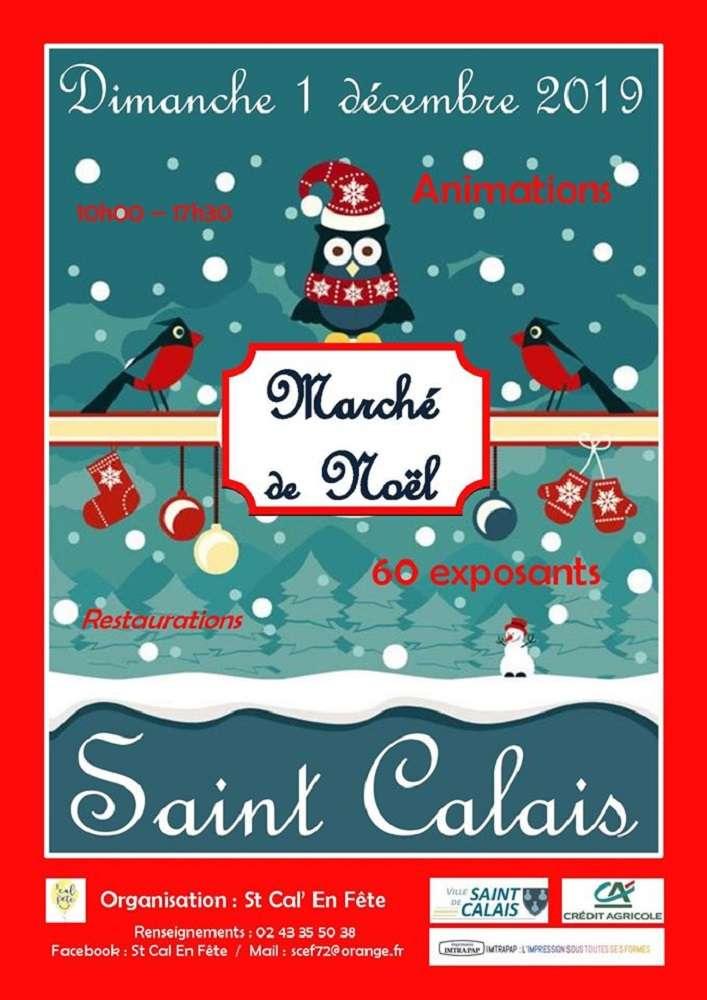 Marché de Noël 72