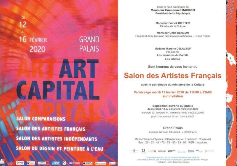 Art en capital 2020