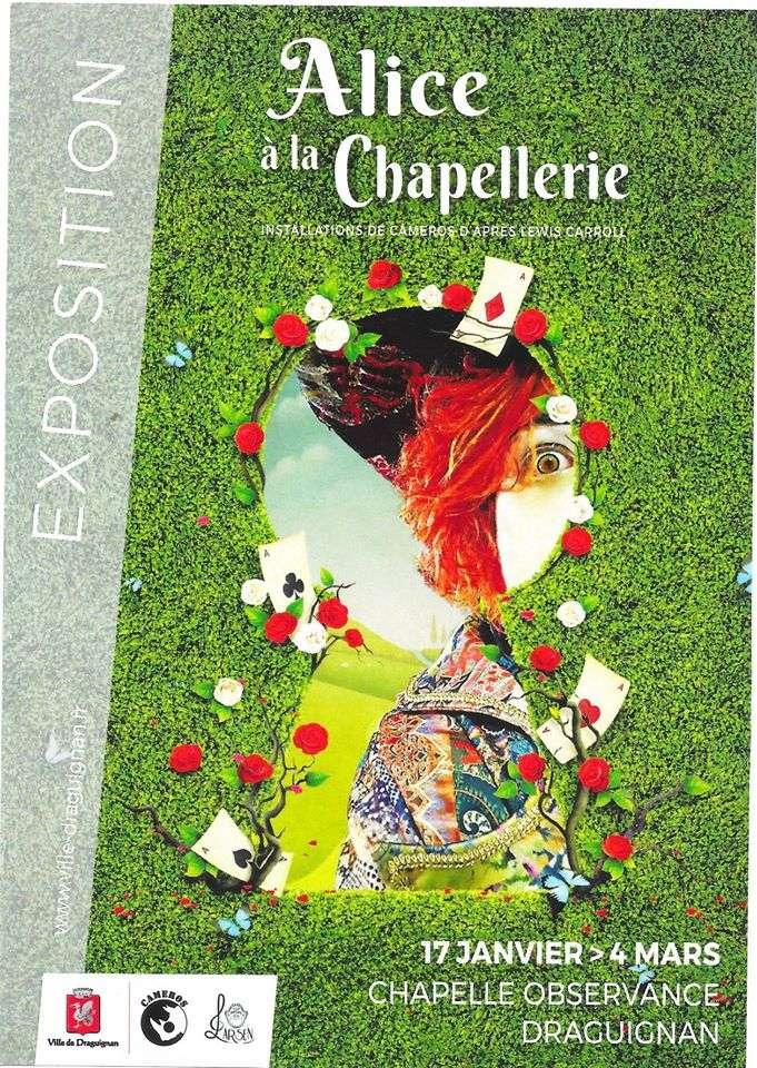 Alice à la Chapellerie (dept 83)