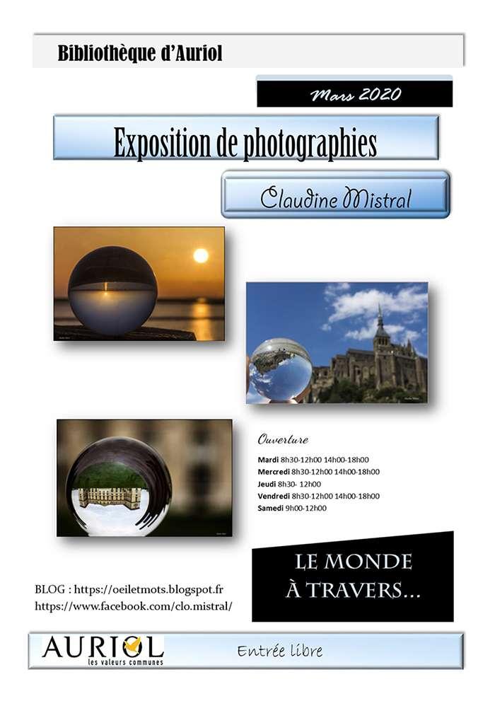 Exposition à Auriol