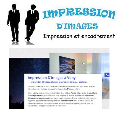 Impression D'Images Impression d'Art