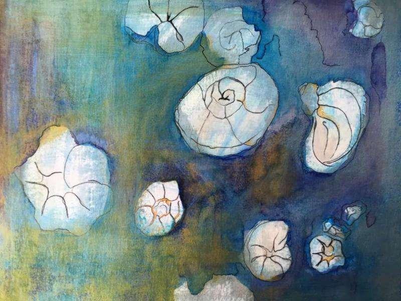 Poésie microscopique par Barbara Lavenda