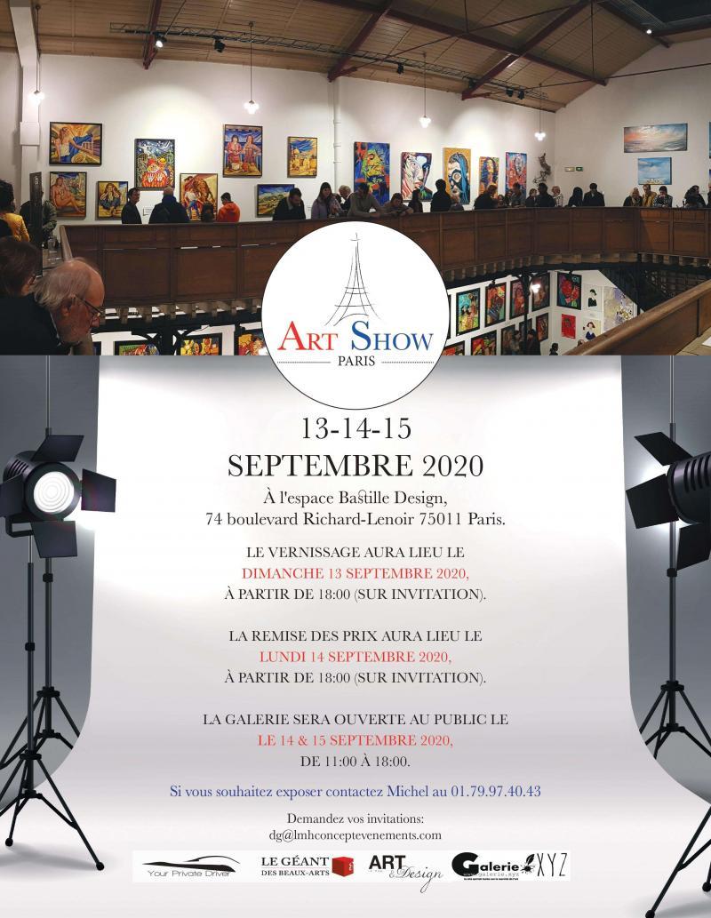 Art Show Paris VII