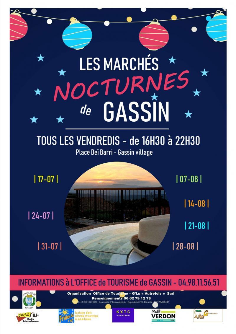 GASSIN NOCTURNES
