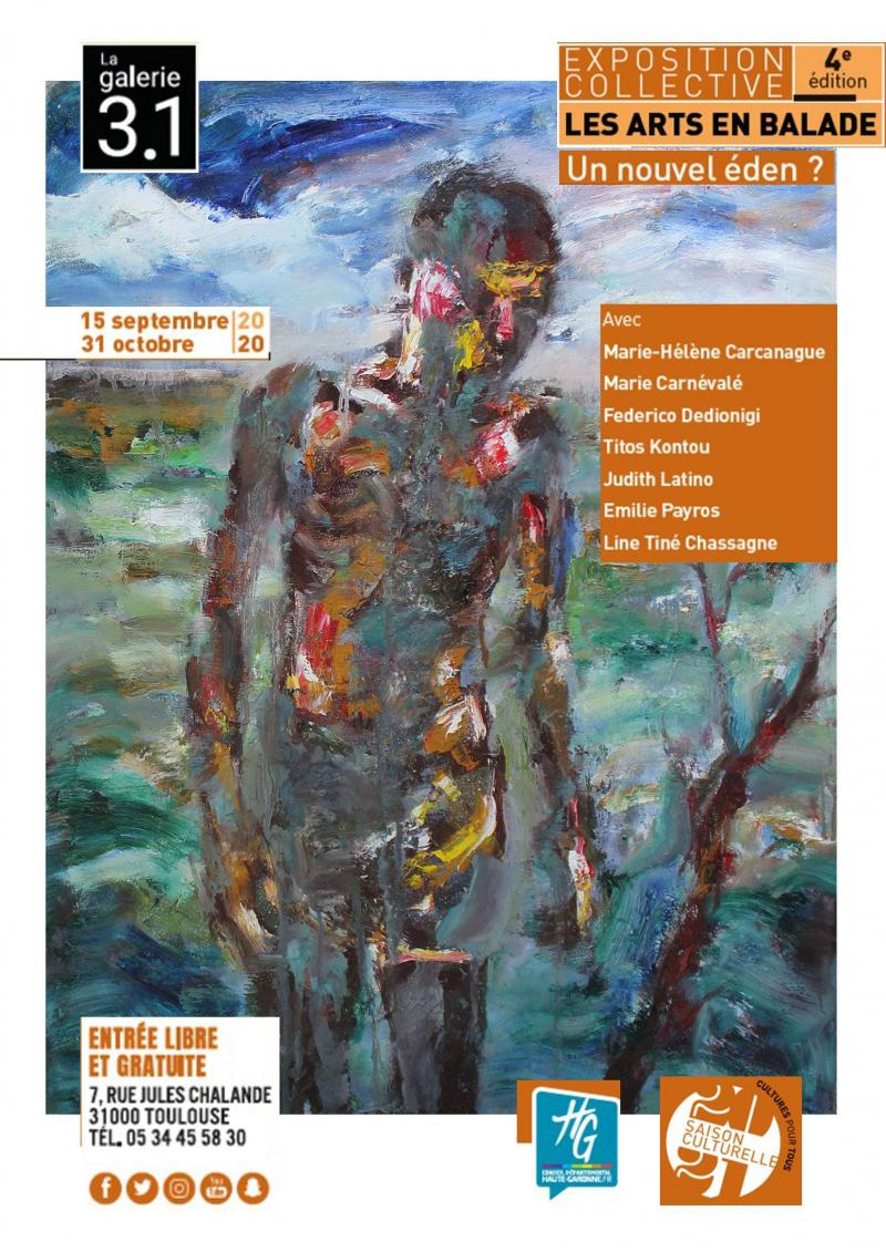 Exposition Galerie 3.1 ( dpt 31)