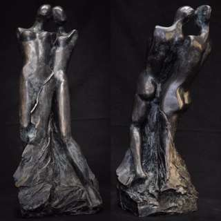 Sculpture Bronze par Dan Chavret