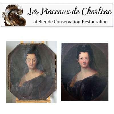 Les Pinceaux de Charlène