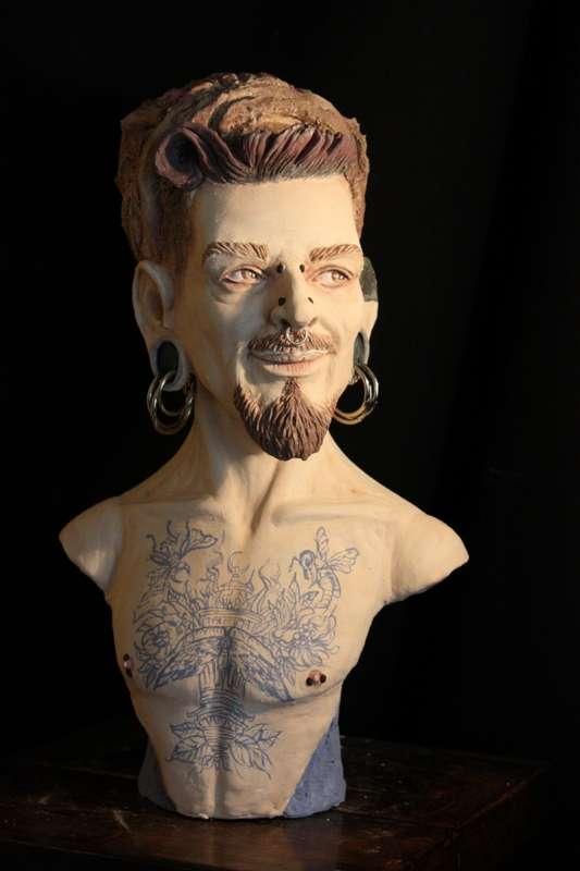 Aurlien (buste stylisé)