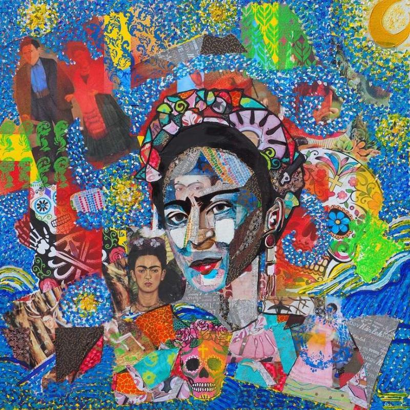 L'Histoire de Frida sous le Ciel étoilé par Artedelph