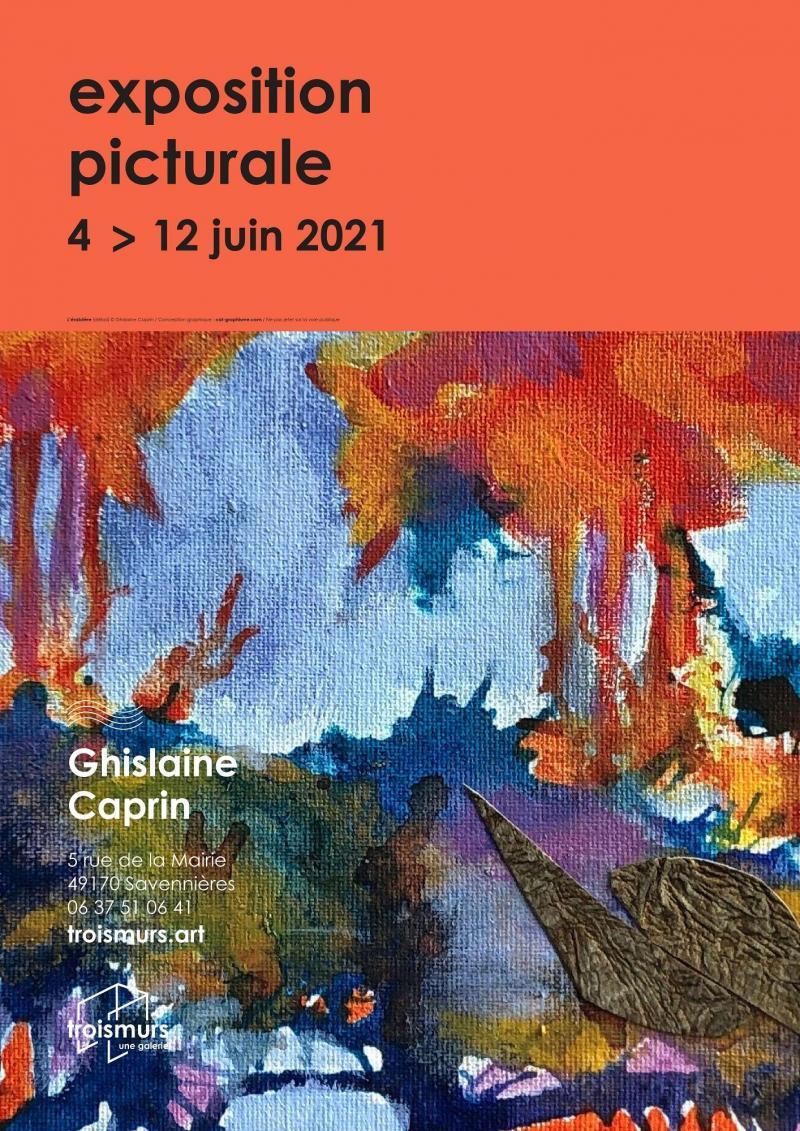 Exposition Savennières galerie des trois murs (dpt 49)